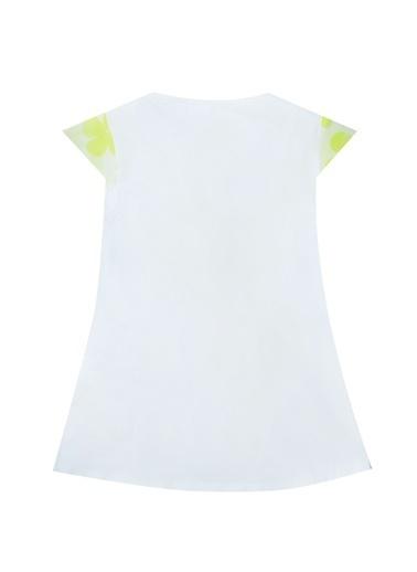 Losan Tişört Beyaz